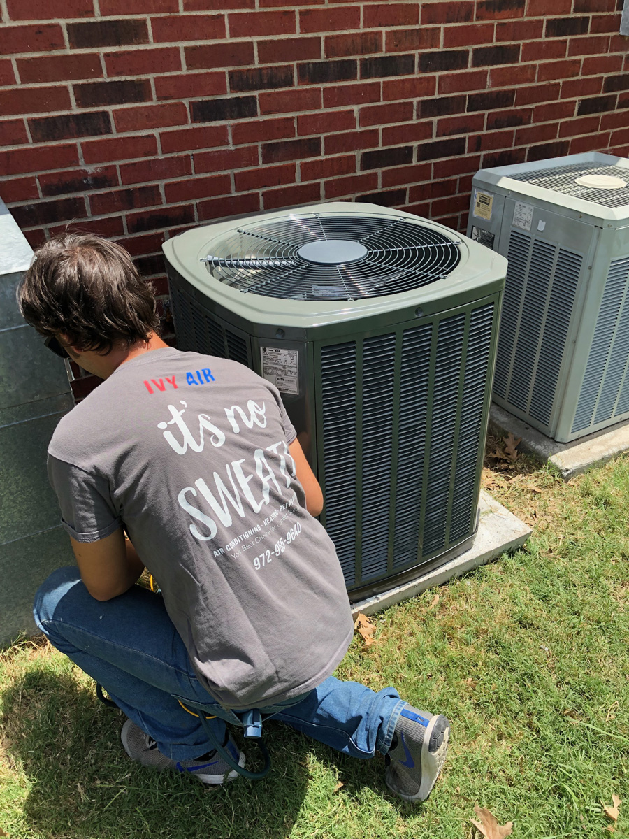 Spring Inspection - A/C Tune-Up